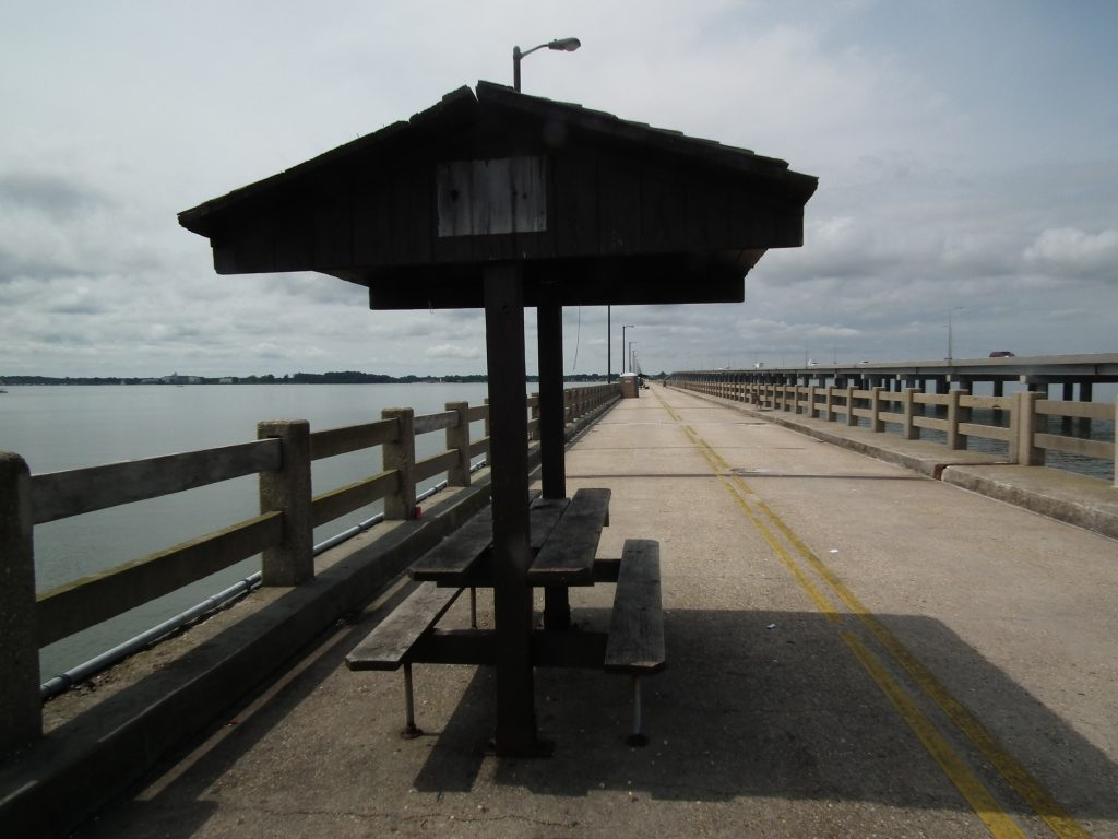 Outlaw poacher anglers of the chesapeake busted banned for Bill burton fishing pier state park